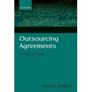 Outsourcing Agreements by George Kimball