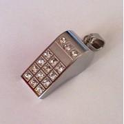 .Медальон от Медицинска Стомана 316L (DSP9418A)
