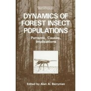 Dynamics of Forest Insect Populations by Alan A. Berryman