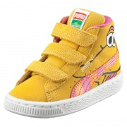 Puma Suede Mid Sesame yellow