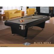 Black Wolf biliárd asztal
