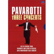 Luciano Pavarotti - The Three Concerts (0044007432211) (3 DVD)