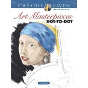 Creative Haven Art Masterpieces Dot-To-Dot