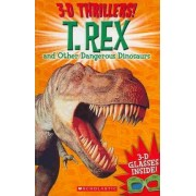 T. Rex and Other Dangerous Dinosaurs by Heather Amery