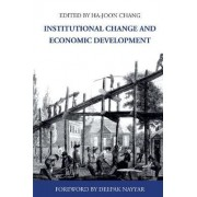 Institutional Change and Economic Development by Ha-Joon Chang