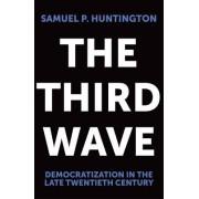The Third Wave by Samuel P. Huntington