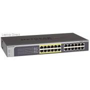 Netgear JGS524PE 24 Port 10/100/1000 Gigabit Ethernet Switch