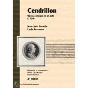Les Éditions Buissonnières Cendrillon, opéra-comique en un acte, partitions - 2e édition.