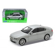 2010 BMW 535i (F10) 5 Series Grey 1/24 by Welly 24026