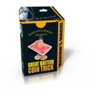 Marvins Magic Great British Coin Trick