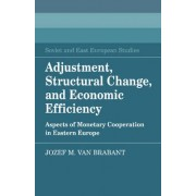 Adjustment, Structural Change, and Economic Efficiency by Jozef M. Van Brabant