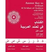 Answer Key to Al-Kitaab fii Tacallum al-cArabiyya: Part 1 by Kristen Brustad