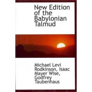 New Edition of the Babylonian Talmud, Original Text, Edited, Corrected, Formulated, and Translated Into English, Volume IV (XII) Section Jurisprudence (Damages) by Michael Levi Rodkinson