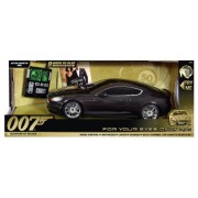 James Bond 50th Anniversary! Aston Martin DBS V12 Motorised Radio Controlled. Lights & Sound. Unique front and side wheelie action!. Car size approx 30cm (Quantum of Solace)