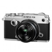 Olympus PEN-F 17mm f/1.8 Kit slv/blk