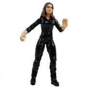 WWF Heat Ringside Chaos 2 Stephanie McMahon 6.5 Inch Action Figure 2001 Jakks Pacific