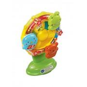 Vtech Baby - Little Friendlies Sing-Along Spinning Wheel - La Grande Roue des P'tits Copains Version Anglaise