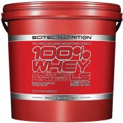 Scitec Nutrition 100% Whey Protein Professional LS Vanille - 5000 g