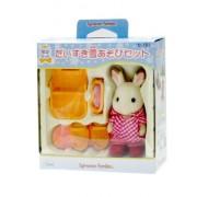 Sylvanian Families Room set love snow play Settose -181 (japan import)