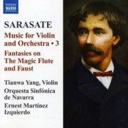 P. Sarasate - Works For Violin & Orches (0747313227570) (1 CD)
