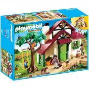 Playmobil Wildlife Forest Ranger's House (6811)