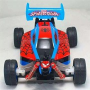 Spider Man Remote Control F1 Racing Car for Kids