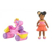 Fisher-Price Loving Family African American Toddler Figure