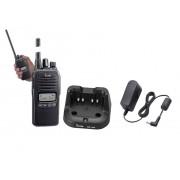 ICOM IC-F1000S/2000S RICETRASMETTITORE PORTATILE VERSIONE VHF O UHF PMR 128 CH CON TASTIERA SEMPLIFICATA