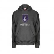 Fremantle Dockers Mens Logo Hood