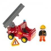 Playmobil 6716 - Pompier Et Camion