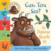 My First Gruffalo: Can You See? Jigsaw Book by Julia Donaldson
