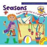 Songbirds: Seasons (Book + CD) by Ana Sanderson