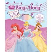 Parragon Disney Princess Sing Alonge