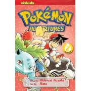 Pokemon Adventures: Vol. 2 by Hidenori Kusaka