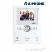 AIPHONE Moniteur supplémentaire JK1HD grand angle avec zoom pour JK1MD, JK1MED & kits JK - AIPHONE - 130208