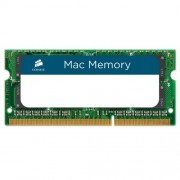 Corsair CMSA8GX3M1A1333C9 Apple Mac Memoria da 8 GB (1x8 GB), DDR3, 1333 MHz, CL9, SODIMM, Certificata Apple