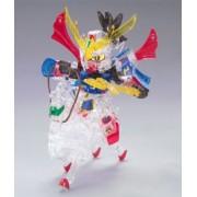 [Gundam EXPO limited] SD Gundam Sangokuden Shin Yong instrumentation Liu Bei Gundam + White Silver Meteor horse kick-off version (japan import)
