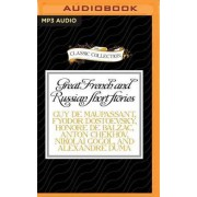 Great French and Russian Short Stories, Volume 1 by Guy Maupassant