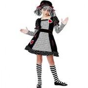 California Costumes Rag Doll Child Costume Large