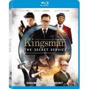 Colin Firth,Samuel L.Jackson,Michael Caine - The Kingsman (DVD)