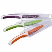 Nož sa teflonskim premazom Dessert 10cm V560691CFR narandžasti – Abert