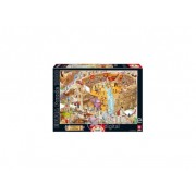 Puzzle Educa Ancient Rome, 1000 buc.