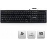 Tastatura Modecom MC-5007 Neagra