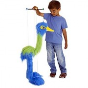 The Puppet Company - Marionette Giant Birds - Blue Bird