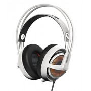 SteelSeries Siberia 350, Gaming Headset, DTS 7.1 Surround Sound, RGB Illumination, (PC / Mac / Playstation) - White