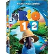 Rio 1 + 2 Colectie DVD