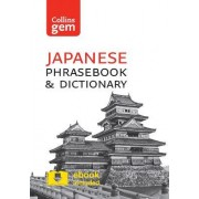 Collins Japanese Phrasebook and Dictionary: Collins Gem Japanese Phrasebook and Dictionary: Essential Phrases and Words in a Mini, Travel Sized Format by Collins Dictionaries