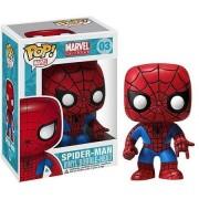 Funko Marvel Pop! Spider Man Vinyl Bobble Head Figure