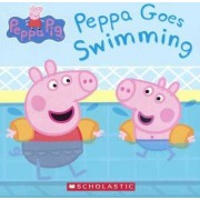 Peppa Goes Swimming by Scholastic Editors
