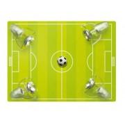 Vierkante voetballamp 40W (3xE14)